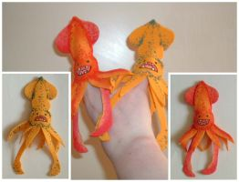 Finger Puppets by frowzivitch