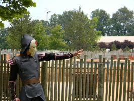 Amon - Legend of Korra - Colossalcon 2013 by EndOfGreatness