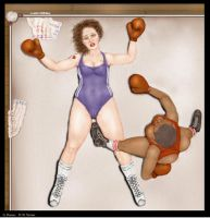 I try boxing-2 by adventure-art