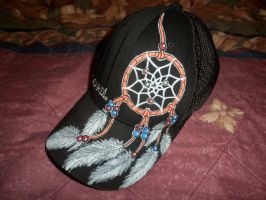 Dreamcatcher Cap by TwinSisArt