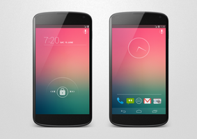 New Android 5.0 Concept by DD-Ripper