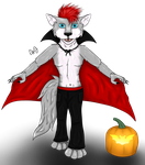 Raffle Prize - Rex  the Vampire by Crystal-WolfDarkness