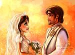 Tangled Ever After - The Wedding by ChristyTortland