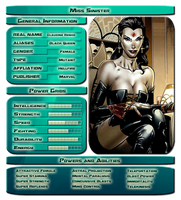 Miss Sinister Stats by vipplayer