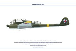 Fw 189A Slovakia by WS-Clave