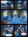 Hunters and Hunted, CH1 PG5 by Saronicle