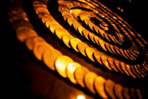 Pennies by LeBy