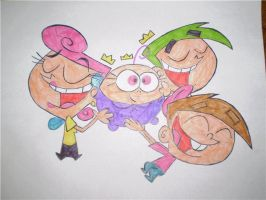 The Fairly OddParents by HeinousFlame