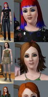 TNA Sims3 by PaddysDemon