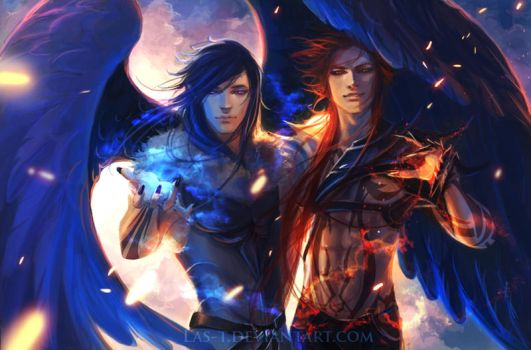 Sodom and Belial by LAS-T