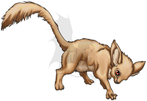 Unnamed Fuzzy Fluffy Thing by Tulpi