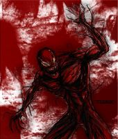 carnage in red by TuaX