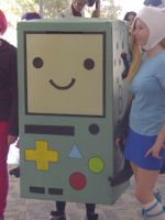 Neko-Con 2012: Beemo by LingeringSentiments