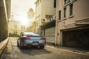 Nissan Silvia S15 - Waiting. by InfuzedMedia