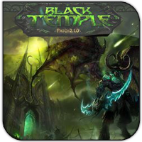 WOW - Black Temple by neokhorn