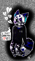 what even is love and what does it feel like by T0TALPAN1CMODEE