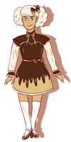 Cream Puff Lolita Girl (BIO AND RPS OPEN) by SweetGelato