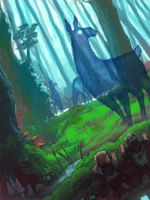 Enchanted Forest by Viking-Heart