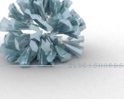 Blue+Shards by slipstream3d