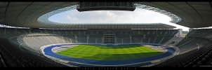 Olympia Stadium Berlin by Nightline
