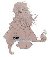 WIP for Zack by bluefeathers