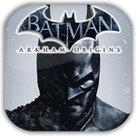 Batman Arkham Origins Game Icon by Wolfangraul