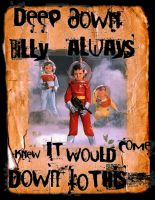 Billy by beanzomatic