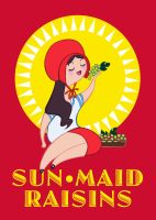 SunMaid Girl by spicysteweddemon