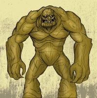 Clayface - The Shapeshifting Former Actor by MattFriesen