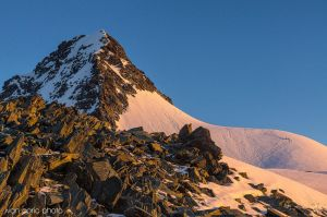 Morning sun on the Grossglockner by ivancoric