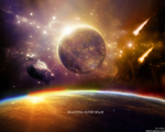 Beautiful Outer Space by NeRrOo