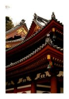 Hase-Dera Temple by morphi1972