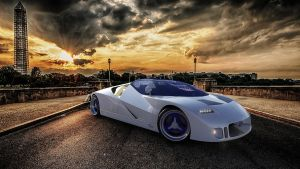 1995 Ford GT90 Concept by melkorius