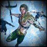 The Atlantean King by Biako06
