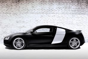 Audi R8 1 by adisson-photography