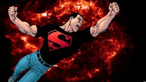 Superboy Returns by Xionice