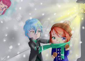 Contest Entry: .:Are you cold? Have this:. by woostersauce