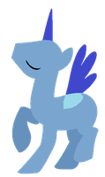 MLP Base- Happy stallion by alari1234-Bases