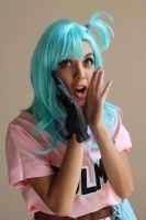 Bulma cosplay by gabybriefs93