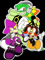 Team Chaotix by metaEAT