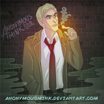 Constantine by AnonymousMink
