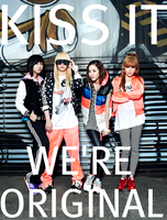 2NE1 CRAZY PICTURE 4 by Awesmatasticaly-Cool