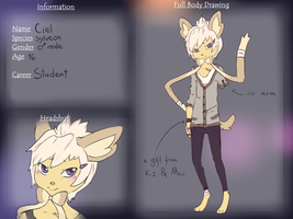 CoS Ciel ref by StereoJester