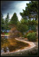 HDR Park of Signal de Bougy by sandpiper6