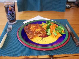 My home made lasagne by slayer20