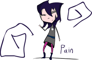 Pain by A-Nameless-Wolf