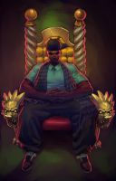 Throne by Bigbusiness81