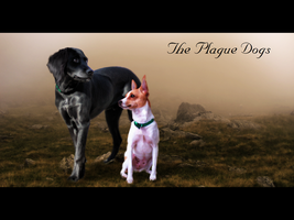 The Plague Dogs by JessiRenee
