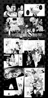 Twilight Show II: KH fanbook by STECHA191