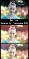 (5) Fun Sun   Actions Ps  Collection 2015 by Tetelle-passion